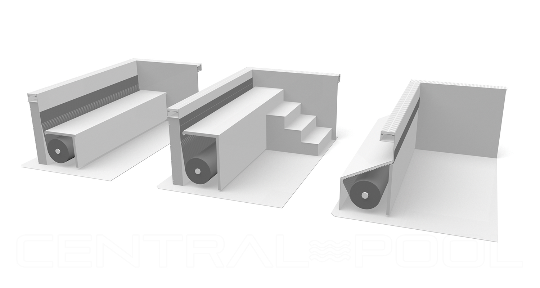 Rollocover Einbauvarianten