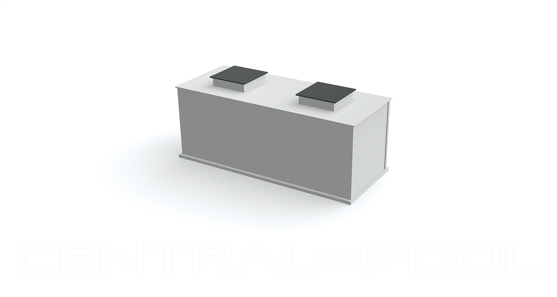 Kombi: Technik+Schwallbehälter